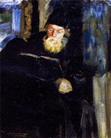Монах (Ф.А. Малявин)