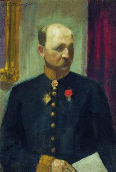 Портрет сенатора Н. Н. Корево.