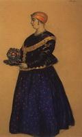 Мавра (Б. Кустодиев, 1914 г.)