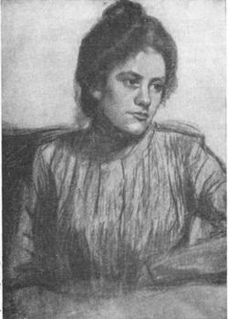 Юлия Евстафьевна Кустодиева