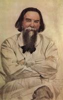 Портрет П.Н. Сакулина (Б.М. Кустодиев, 1923 г.)