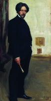 Портрет Д.Ф. Богословского (1900 г.)