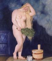 Русская Венера (Б.М. Кустодиев, 1925-1926 гг.)