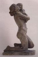 Материнство (Б. Кустодиев, 1910 г.)