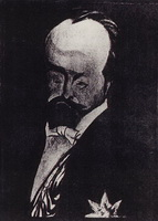 Министр финансов В.Н. Коковцев (Б. Кустодиев)
