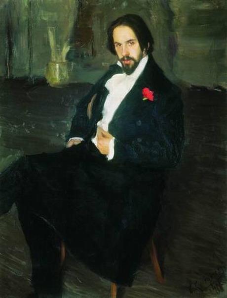 Портрет И. Я. Билибина.