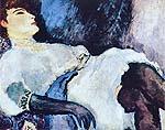 Корнель Теодор Мари (Кес) ван Донген. Дама с черной перчаткой. 1907-1908