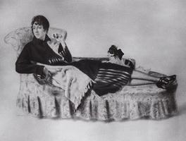 Портрет Марии Николаевны Рязанцевой (Б.М. Кустодиев, 1922 г.)