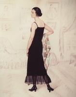 Портрет Натальи Львовны Оршанской (Б.М. Кустодиев, 1925 г.)