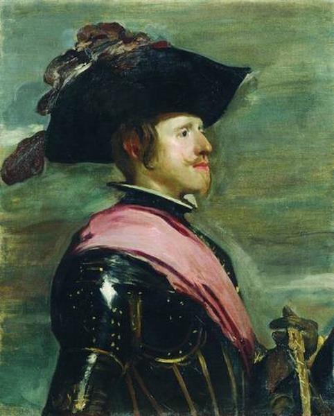 Портрет Филиппа IV.