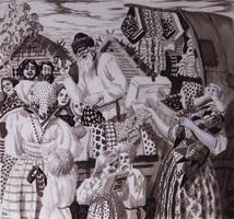 Иллюстрация к стихотворению Дядюшка Яков Н.А. Некрасова