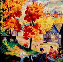 Осень в провинции (1926 г.)