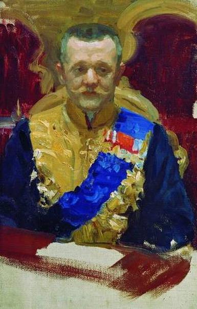 Портрет Н.В. Муравьева.