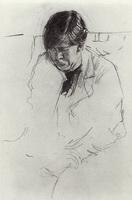 Портрет А.Я. Головина (Б.М. Кустодиев, 1907 г.)