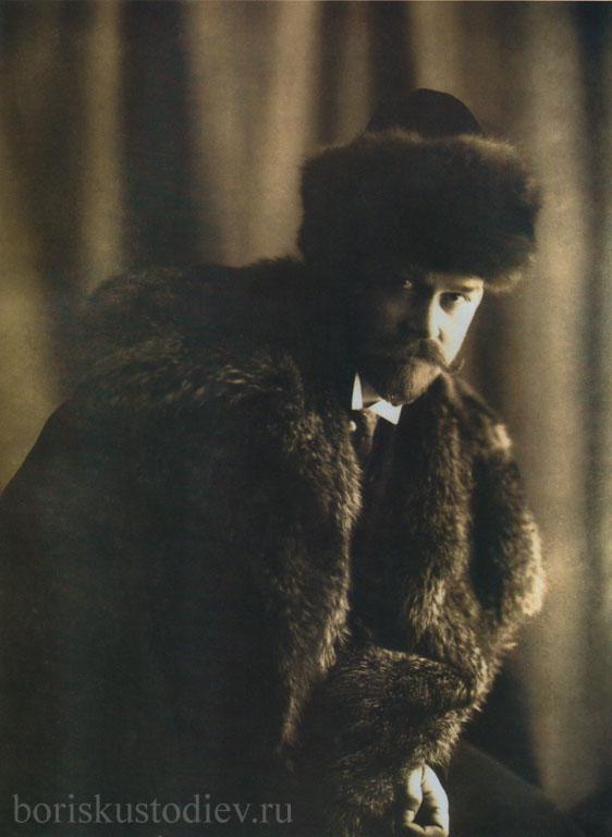 1906 кустодиев