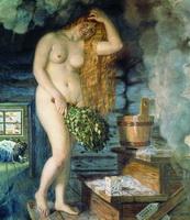 Русская Венера (Б.М. Кустодиев, 1925-1926 г.)