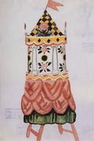 Башня (Б. Кустодиев, 1926 г.)