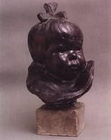 Бэби (Б. Кустодиев, 1909 г.)