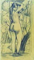 Венера (Б. Кустодиев, 1920 г.)