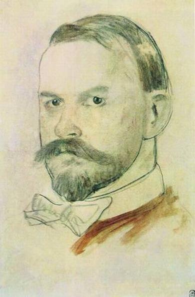 автопортрет 1904