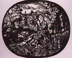 Осень (Б.М. Кустодиев, 1926 г.)