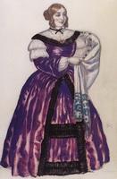 Живоедова (Б. Кустодиев, 1914 г.)