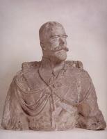 Портрет Николая II в мундире лейб-гвардии Гусарского полка