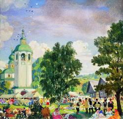 Сельский праздник (1919 г.)